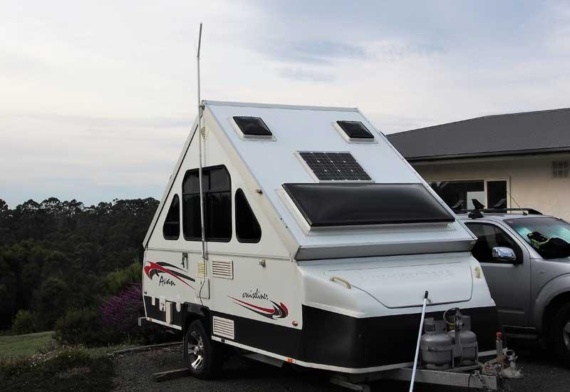 Foldaway Antenna Queensland - Standard Antena