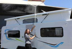 Camping Aerials for Freeview Television
