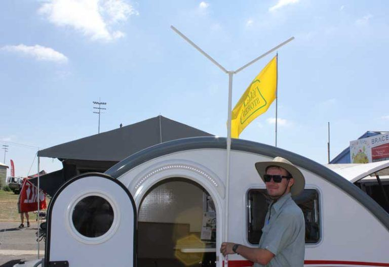 great caravan antenna