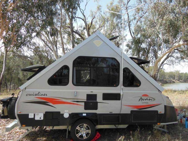 Foldaway Antenna Queensland