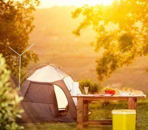 Camping TV Antenna