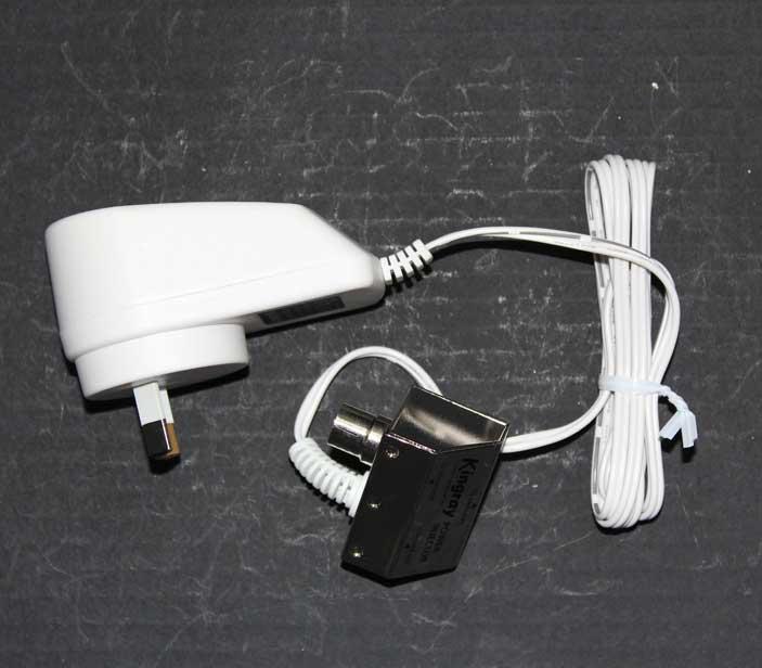 Fold Away Antennas Acessories - KINGRAY 240/12 VOLT AC/DC