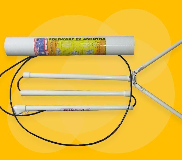 Foldaway Antenna Queensland - Standard Antenna