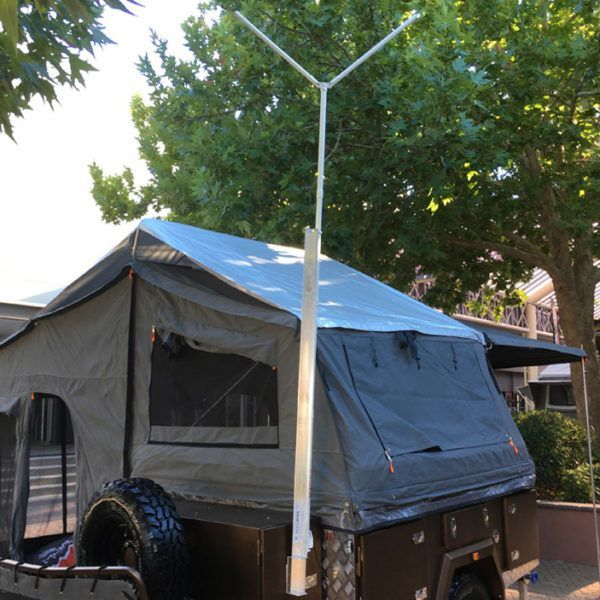 easy to install camper trailer aerials