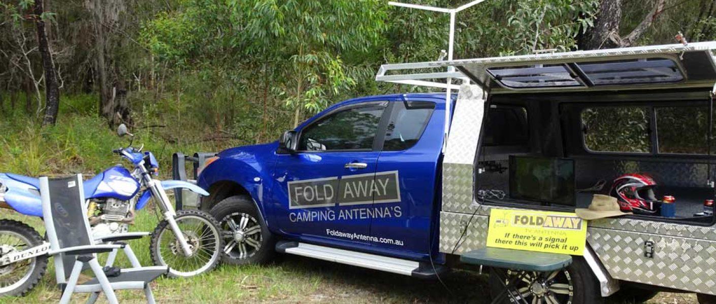 caravan camping antennas